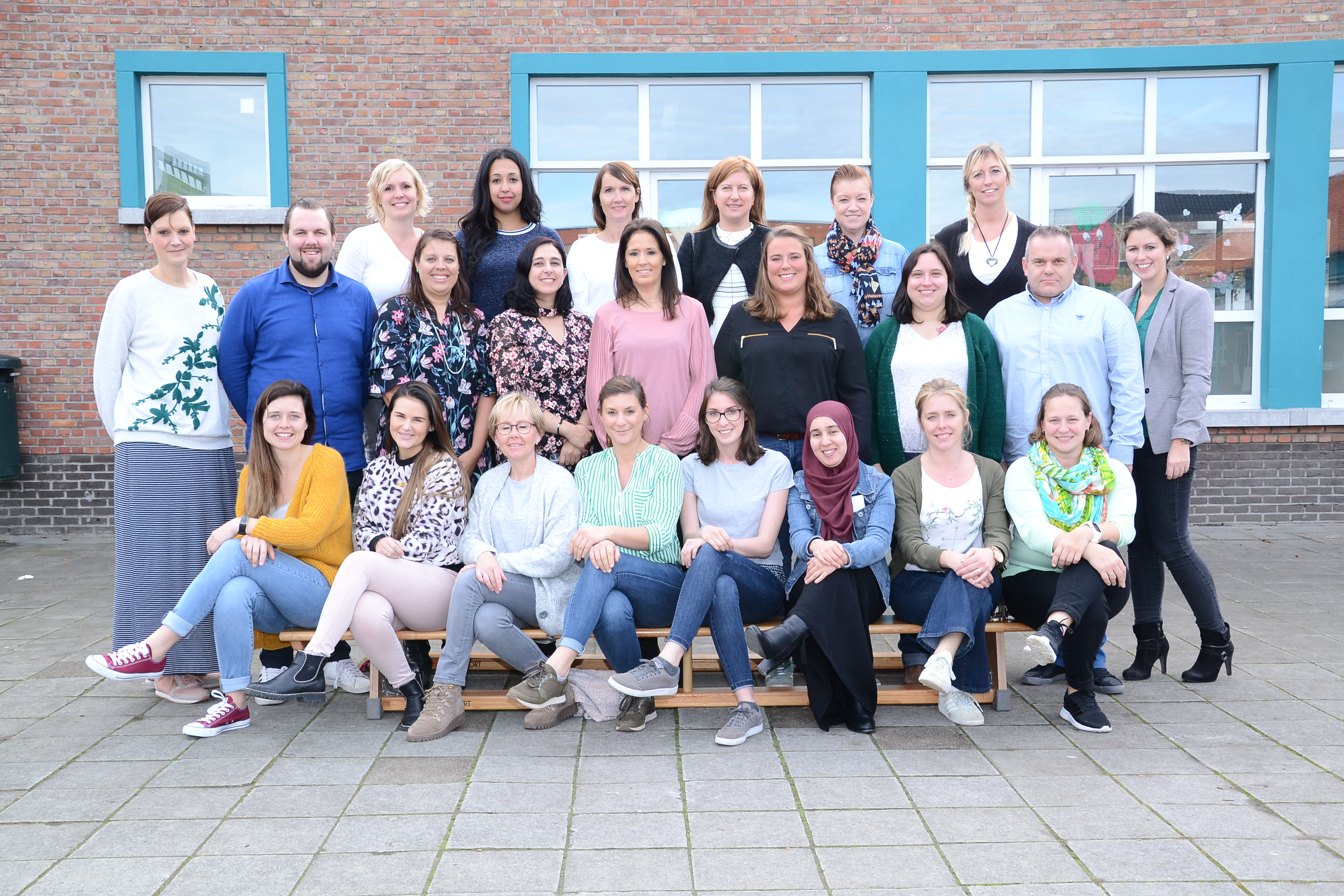 Team Maurits Sabbe 2019-2020
